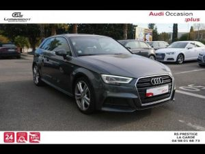 Audi A3 2.0 TFSI 190ch S line S tronic 7 Occasion