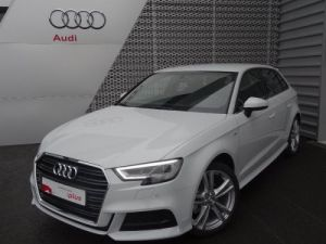 Audi A3 Berline 35 TFSI 150ch CoD S line S tronic 7 Occasion