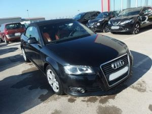 Audi A3 Cabriolet 1.9 TDI 105CH DPF AMBITION LUXE Occasion