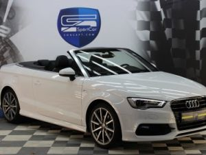 Audi A3 Cabriolet 2.0 TDI S-LINE S-TRONIC Occasion