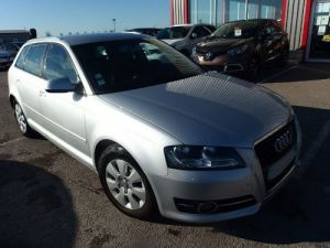 Audi A3 Sportback 1.6 TDI 105CH DPF START/STOP AMBITION Occasion
