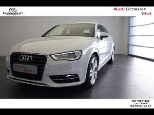 Audi A3 Sportback 1.6 TDI 110ch S line S tronic 7 Occasion