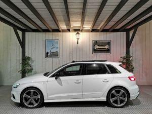 Audi A3 Sportback 2.0 TDI 184 CV DESIGN LUXE QUATTRO STRONIC Occasion