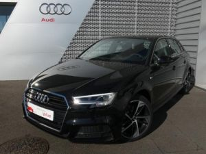Audi A3 Sportback 35 TDI 150ch Sport Limited S tronic 7 Euro6d-T Occasion