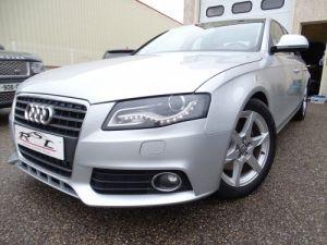 Audi A4 2.0L TDI 143Ps PACK SPORT GPS LED Drive select PDC Bi xenon Cd  Occasion