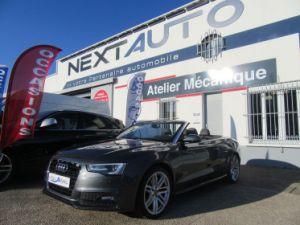 Audi A5 1.8 TFSI 177CH S LINE MULTITRONIC Occasion