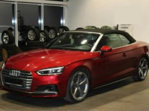 Audi A5 2.0 TFSI 190 CH S TRONIC CABRIOLET 2X S LINE Occasion