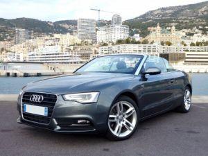 Audi A5 CABRIOLET 3.0 V6 TDI 204 S LINE MULTITRONIC Vendu