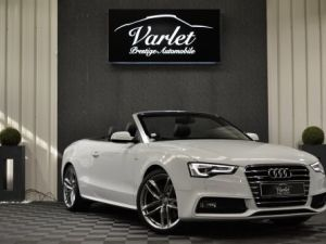 Audi A5 Superbe cabriolet 3.0 tdi v6 245ch quattro stronic sline plus 1ere main 20 camera attelage Occasion