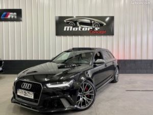 Audi A6 A6/s6 RS6 Performance PHASE 2 4.0 TFSI 605 CV 1ere MAIN CARNET COMPLET Occasion