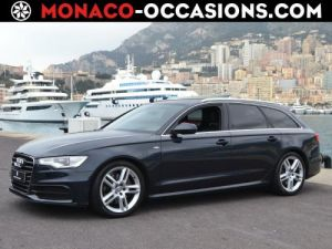 Audi A6 Avant 3.0 V6 TDI 245ch clean diesel Ambition Luxe quattro S tronic 7 Occasion