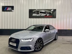Audi A6 Quattro S-LINE PHASE 2 2.0 TDI 190 CV 1ere MAIN CARNET COMPLET 11/2017 Occasion