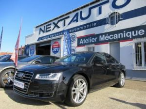 Audi A8 4.2 V8 TDI 385CH CLEAN DIESEL AVUS EXTENDED QUATTRO TIPTRONIC EURO6 Occasion