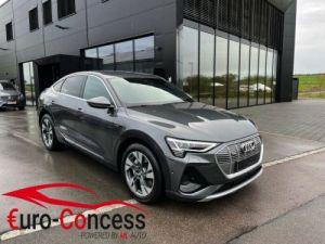 Audi E-tron Sportback 50 S-line quattro Occasion