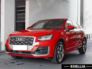 Audi Q2  EDITION SPORT 2.0 TDI QUATTRO  Occasion