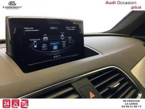 Audi Q3 2.0 TDI 184ch S line quattro Occasion