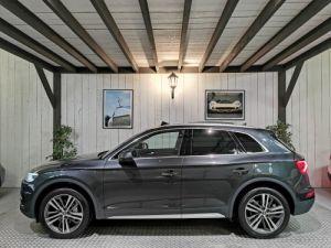 Audi Q5 2.0 TDI 190 CV DESIGN LUXE QUATTRO BVA Vendu