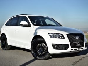 Audi Q5 MAGNIFIQUE AUDI Q5 3.0 V6 TDI QUATTRO 240ch STRONIC full options AVUS EXCLUSIVE 1ERE MAIN FBLS KMS Vendu