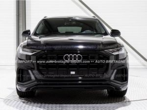 Audi Q8 50 TDI 286Ch S LINE FULL OPTIONS (Pano, air suspension, HdUp, B&O, Matrix LED, cuir, 360, pack black...) 2019 Occasion