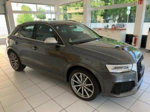 Audi RS Q3 Audi RS Q3 2.5 TFSI quattro LED Bose/Garantie 12 mois/financement cofidis Occasion