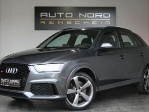 Audi RS Q3 RSQ3 2.5TFSI * diamant *système sans clé * Bose * carbone * rotor * garantie 12 mois Occasion