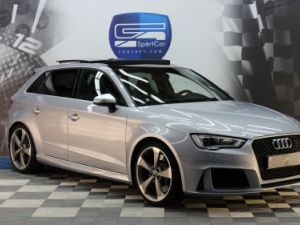 Audi RS3 AUDI RS3 2.5 TFSI 367CH / Toit ouvrant / Suspensions Magnetic Ride / Sièges Sport S / GPS Occasion