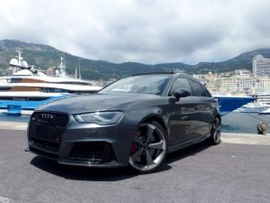 Audi RS3 SPORTBACK 2.5 TFSI 367 CV QUATTRO S-tronic Vendu