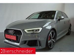 Audi RS3 Sportback 2.5 TFSI 400 S tronic 7 Quattro / Jantes 19/ Bluetooth / GPS / Phare LED / Garantie 12 mois Occasion