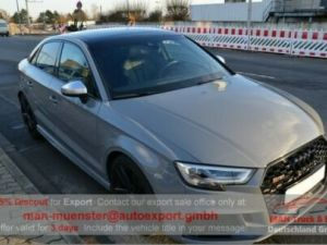 Audi RS3 Sportback 2.5 TFSI 400 S tronic 7 Quattro / Limousine / Garantie 12 mois Vendu