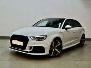 Audi RS3 Sportback 2.5 TFSI 400ch 4X4 S tronic Occasion