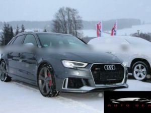 Audi RS3 Sportback 2.5 TFSI 400ch 4X4 S tronic 7 Occasion