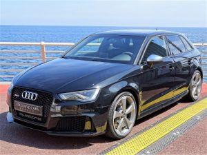 Audi RS3 SPORTBACK 2.5 TFSI QUATTRO S TRONIC 367 CV Vendu