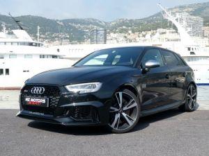 Audi RS3 SPORTBACK II 2.5 TFSI 400 CV QUATTRO S-tronic Vendu