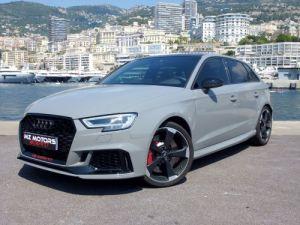 Audi RS3 SPORTBACK PHASE 2 2.5 TFSI 400 CV QUATTRO S-tronic Vendu