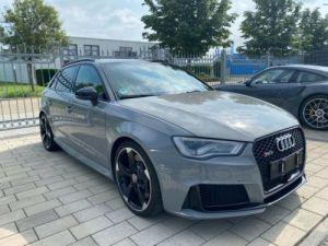 Audi RS3 Toit Panoramique / Sièges RS / Caméra de recul / Enceinte B&O / Echappement RS Occasion