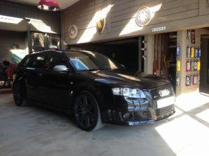"""Audi RS4 4.2 V8 420cv """"Black Edition"""" Vendu"""