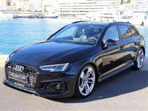 Audi RS4 AVANT QUATTRO 2.9 TFSI 450 CV - MONACO Vendu