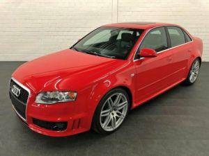 Audi RS4 V8 4.2L Quattro  Occasion