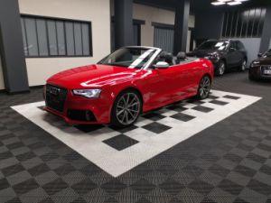 Audi RS5 (2) CABRIOLET 4.2 FSI 450 QUATTRO S TRONIC 7 Vendu