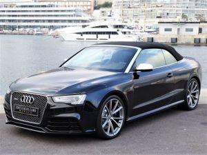 Audi RS5 CABRIOLET 4.2 V8 FSI QUATTRO S TRONIC  Vendu