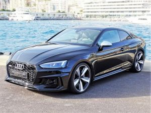 Audi RS5 COUPE QUATTRO 2.9 TFSI 450 CV BLACK EDITION - MONACO Occasion