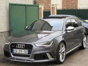 Audi RS6 4.0 TFSI 560CH TIPTRONIC Occasion