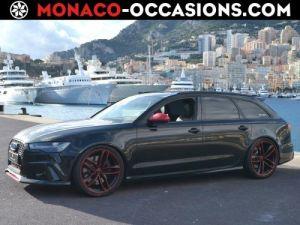 Audi RS6 4.0 V8 TFSI 560ch quattro Tiptronic Occasion
