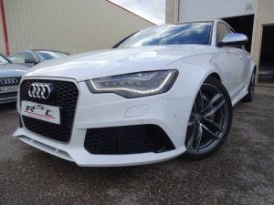 Audi RS6 AVANT 4.0 TFSI 560 QUATTRO TIPTRONIC/ Freins Céramique GPS Bi xenon Occasion