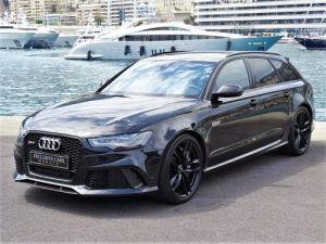 Audi RS6 AVANT 4.0 TFSI QUATTRO 560 CV - MONACO Vendu