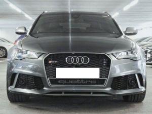 Audi RS6 Avant 4.0 TFSI Quattro Performance  Occasion
