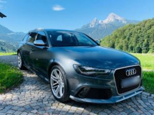 Audi RS6 Avant 4.0 V8 TFSI 560ch quattro S tronic Occasion