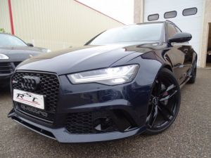 Audi RS6 AVANT 4.0L TFSI Tipt 560Ps /Pack EXCLUSIF +Carbone int LED Matrix  Echap Sport .... Occasion