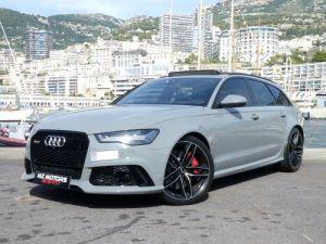 Audi RS6 AVANT III (2) 4.0 TFSI 560 QUATTRO TIPTRONIC Occasion