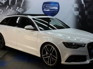 Audi RS6 V8 4.0 TFSI QUATTRO PACK AUDI EXCLUSIVE